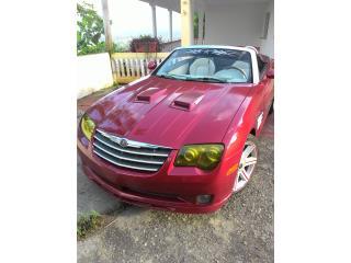 Chrysler Puerto Rico Chrysler, Crossfire 2005