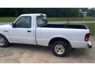 Ford Puerto Rico Ford, Ranger 1995