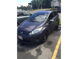 Ford Puerto Rico Ford, Fiesta 2013