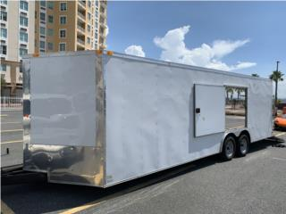 Trailers-Storage-Utility-Concession  , Trailers - Otros Puerto Rico