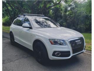 Audi Puerto Rico Audi, Audi Q5 2012
