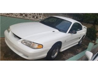 Ford, Mustang 1996, Ford Puerto Rico
