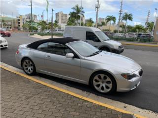 BMW Puerto Rico BMW, BMW Serie 6 2008