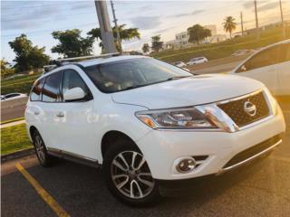 Nissan Puerto Rico Nissan, Pathfinder 2013