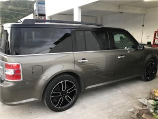 Ford Puerto Rico Ford, Flex 2013