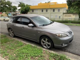 Mazda Puerto Rico Mazda, Mazda 3 2004