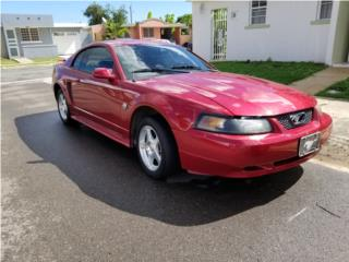 Ford Puerto Rico Ford, Mustang 2004