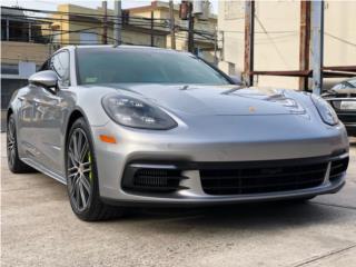 Porsche, Panamera 2018  Puerto Rico