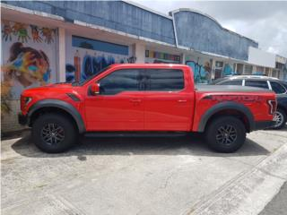 Ford Puerto Rico Ford, Raptor 2018