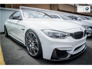BMW 330e HYBRID SILVER 2017 M PKG SOLO 9K , BMW Puerto Rico