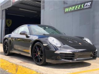 Porsche Puerto Rico Porsche, Porsche 911 2014