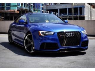 Audi Puerto Rico Audi, Audi RS5 2014