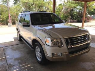 Ford Puerto Rico Ford, Explorer 2010