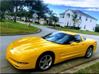 Chevrolet Puerto Rico Chevrolet, Corvette 2004