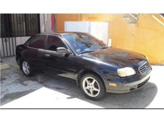 Suzuki Puerto Rico Suzuki, Esteem 2001
