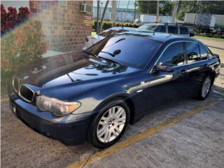 BMW Puerto Rico BMW, BMW 745 2003