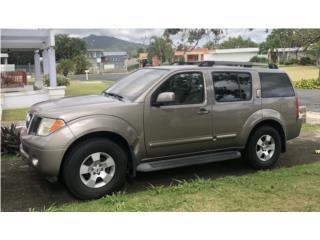 Nissan Puerto Rico Nissan, Pathfinder 2007