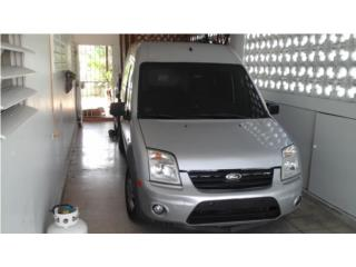 Ford Puerto Rico Ford, Transit Connect 2011