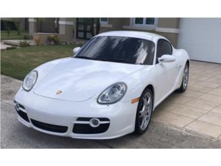 Porsche Puerto Rico Porsche, Cayman 2008