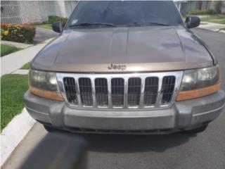 Jeep, Grand Cherokee 2002, Hyundai Puerto Rico