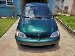 Toyota Puerto Rico Toyota, Echo 2001