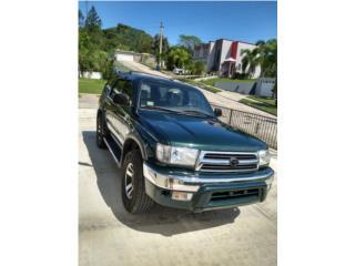 Toyota Puerto Rico Toyota, 4Runner 1999