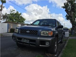 Nissan Puerto Rico Nissan, Pathfinder 2000