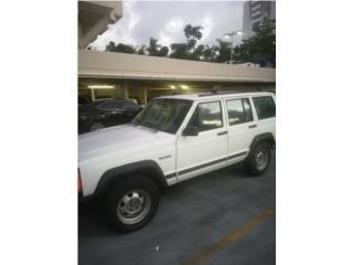 Jeep Puerto Rico Jeep, Cherokee 1996