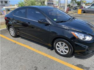 Hyundai Puerto Rico Hyundai, Accent 2013