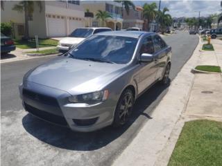 Mitsubishi Puerto Rico Mitsubishi, Lancer 2014
