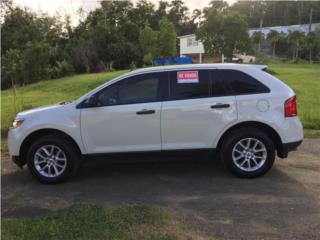 Ford Puerto Rico Ford, Edge 2013