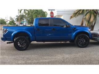 Ford Puerto Rico Ford, Raptor 2011