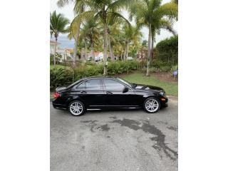 MB C250 Coupe AMG Sport Pack 2012 Turbo  , Mercedes Benz Puerto Rico
