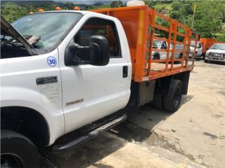 Ford Puerto Rico Ford, F-500 series 2004