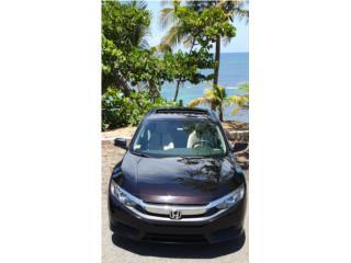 Honda, Civic 2018  Puerto Rico