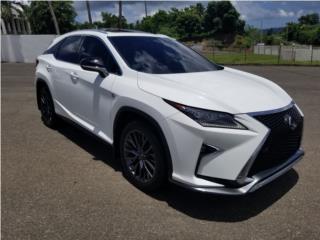 Lexus Puerto Rico Lexus, Lexus RX 2016