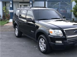 Ford Puerto Rico Ford, Explorer 2007