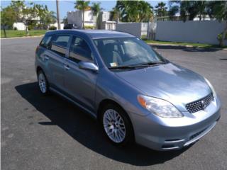 Toyota, Matrix 2004, Rav4 Puerto Rico