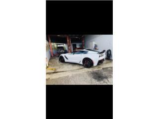 Chevrolet Puerto Rico Chevrolet, Corvette 2015