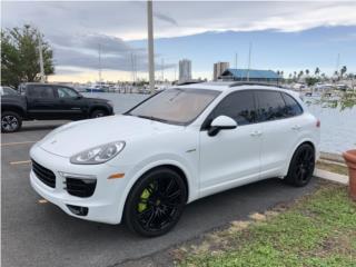 Porsche Puerto Rico Porsche, Cayenne 2016