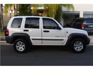 Jeep, Liberty 2002  Puerto Rico