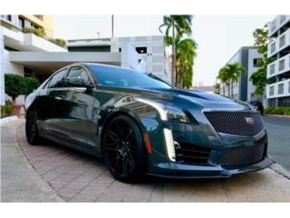 Cadillac Puerto Rico Cadillac, CTS 2018