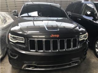 Jeep Puerto Rico Jeep, Grand Cherokee 2014