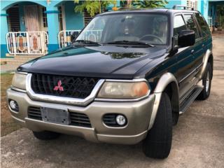 Mitsubishi Puerto Rico Mitsubishi, Nativa 2001