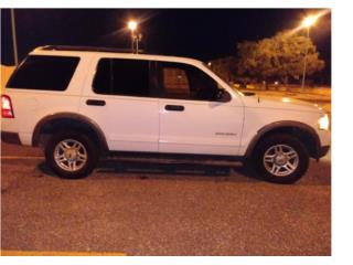 Ford Puerto Rico Ford, Explorer 2002