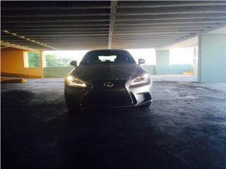 Lexus Puerto Rico Lexus, Lexus IS 2014