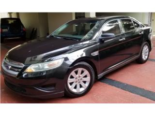 Ford Puerto Rico Ford, Taurus 2010