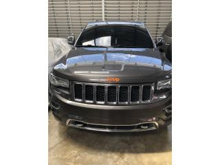 Jeep, Grand Cherokee 2014  Puerto Rico