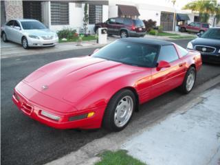 Chevrolet, Corvette 1991, Colorado Puerto Rico