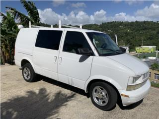Chevrolet Puerto Rico Chevrolet, Astro 2004